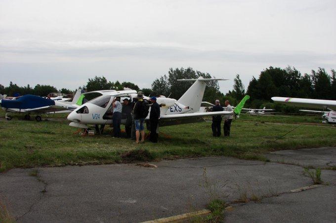 Украина представила новейшую разработку – самолет V-24
