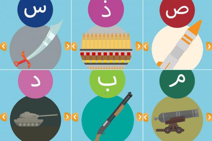 Террористы из ИГИЛ выпустили мобильное приложение для детей