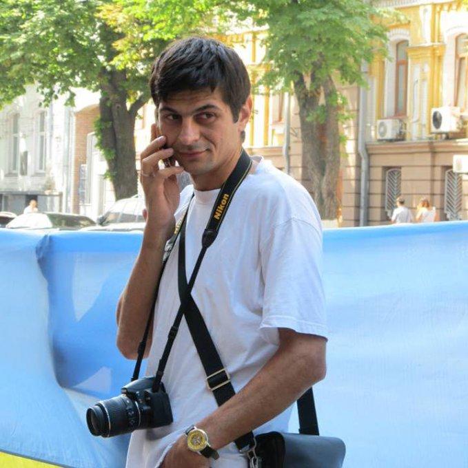 Еще один украинский журналист свел счеты с жизнью
