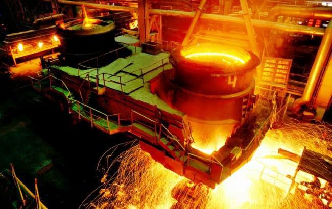 Объем производства стали вРФ летом вырос на0,9%
