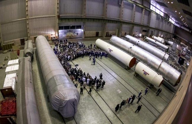 В Днепре приступили к сборке нового украинского ракетного комплекса