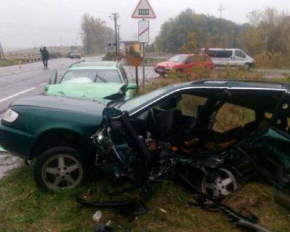 Во Львовской области произошло ДТП - погиб один человек