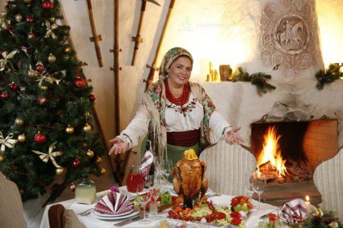Традиции в украине на новом году