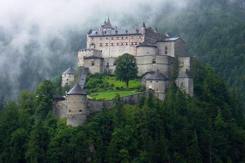 фото старинные замки