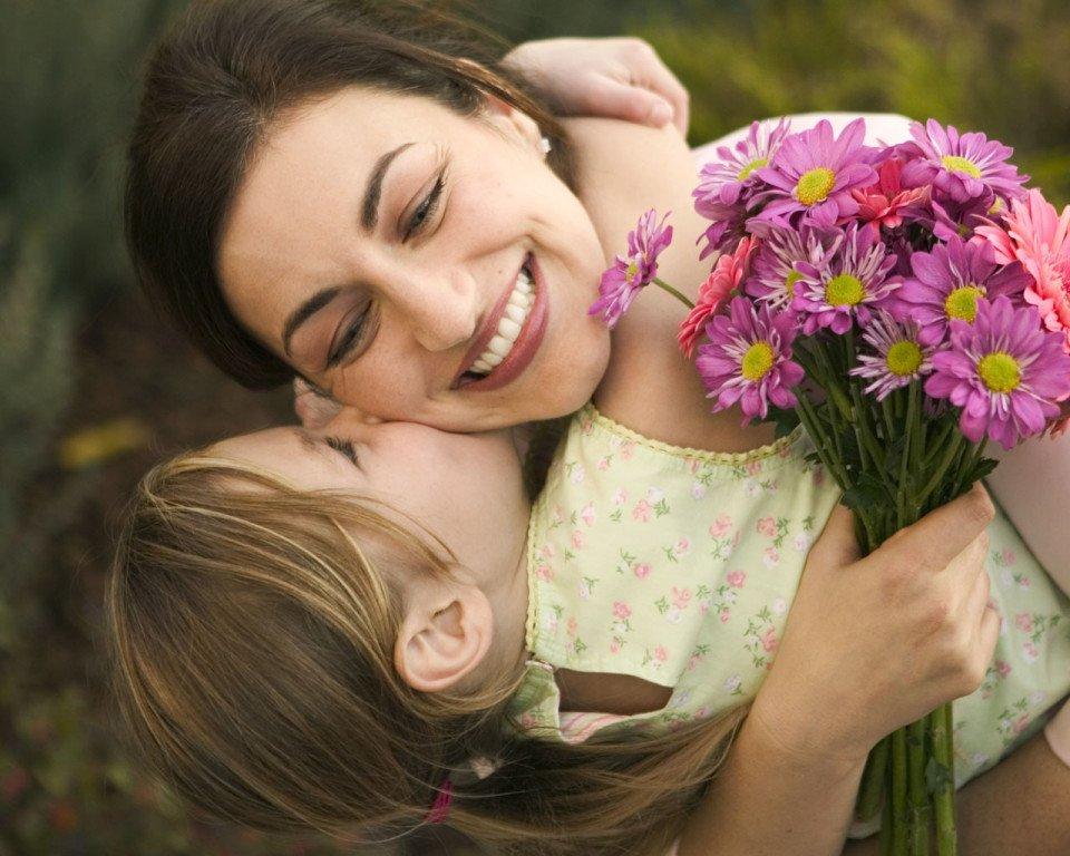 Как сделать красивое фото мамы 568
