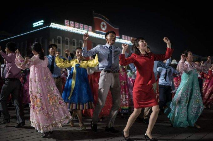 Как на самом деле живут люди в Северной Корее. Фото