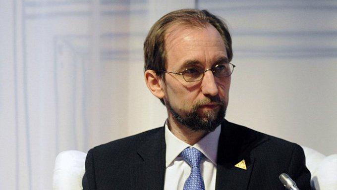 В ООН обеспокоены намерением Российской Федерации остановить работу офиса управления по правам человека