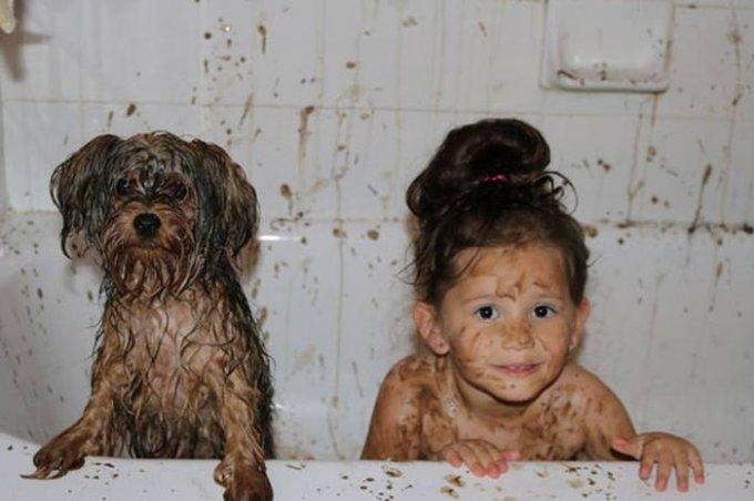 Подборка детских фотографий, вызывающих смех и слезы одновременно
