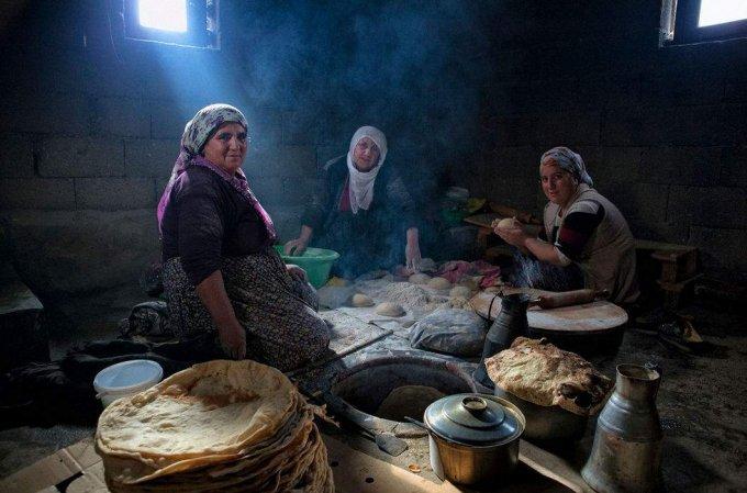 Турецкие деревушки - взгляд изнутри. Фото