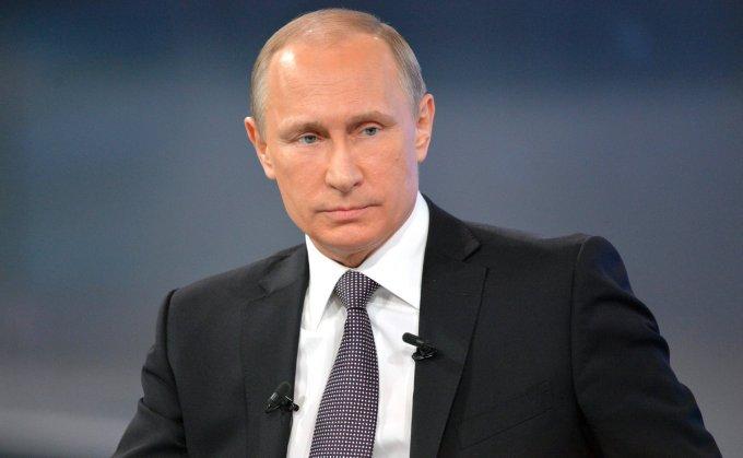 Путин увидел угрозу в сближении НАТО и Украины