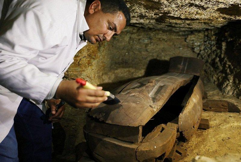 Археологи обнаружили сенсационную находку вЕгипте