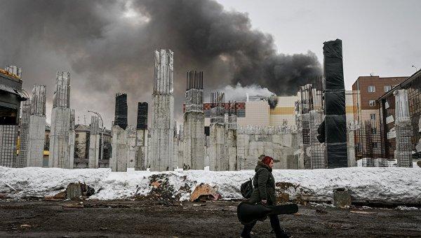 Пожар в Кемерово: нашли живыми трех пропавших