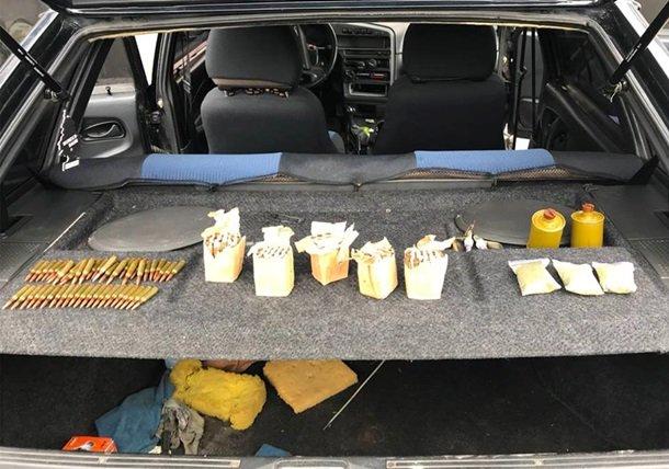 На Львовщине военный торговал краденными боеприпасами