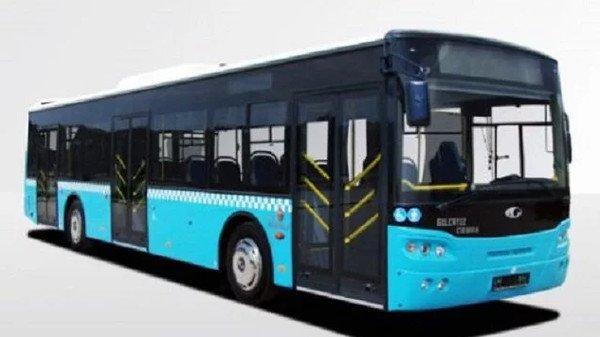 """Українські дороги """"завоювали"""" турецькі автобуси"""