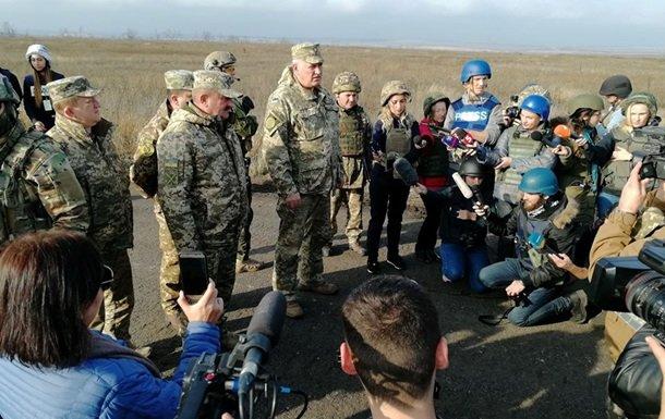Бойовики зірвали розведення сил у Петрівському