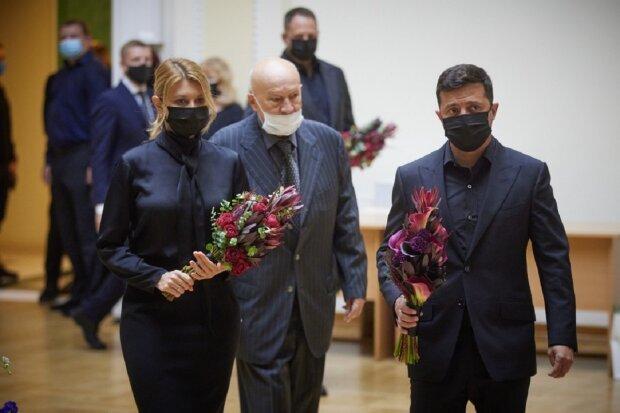 Перша леді України Олена Зеленська вперше вийшла на публіку після хвороби. Фото